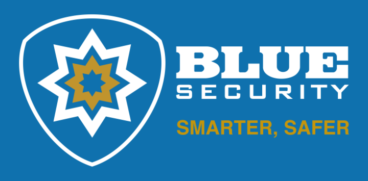 Blue Security Crime Map